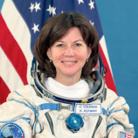"CATHERINE ""CADY"" COLEMAN, PH.D. (COLONEL, USAF, RET.) NASA ASTRONAUT"
